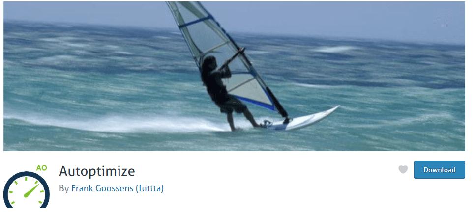 使用 Autoptimize 外掛最佳化CSS,JS 來提升網頁加載速度