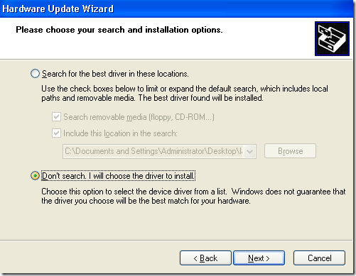 XP_driver_dont_search